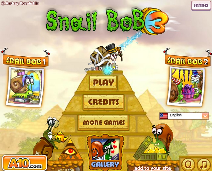 Snail Bob Game Series Gamesnail Bob